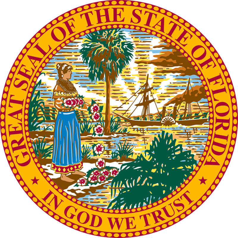 logo of State of Florida