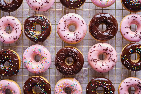 Easy Homemade Baked Doughnuts