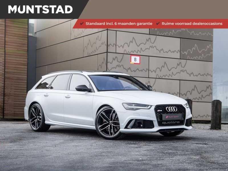 Audi A6 Avant 4.0 TFSI RS 6 quattro afbeelding 25