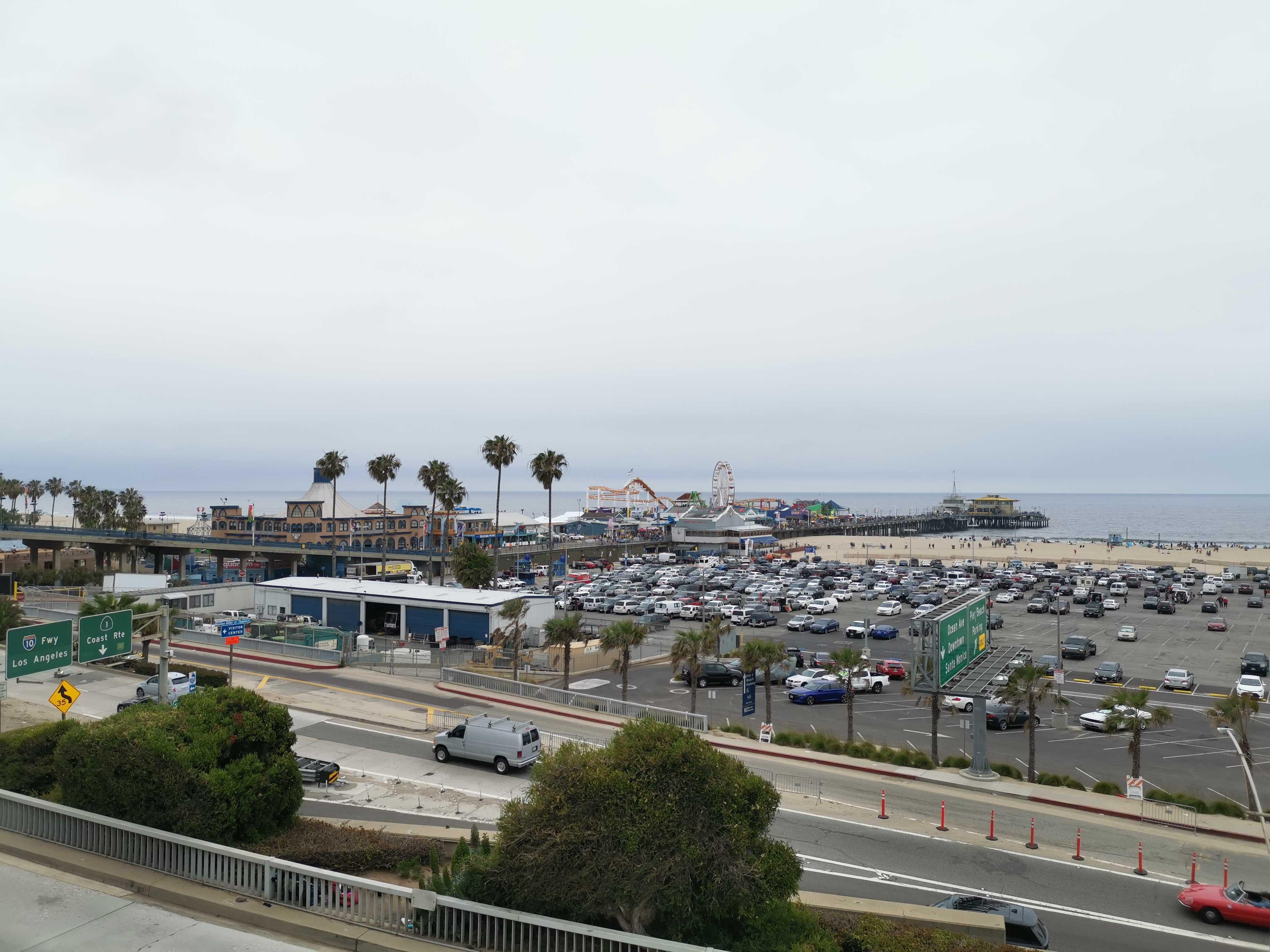 Los Angeles sans trop s'attarder cover image