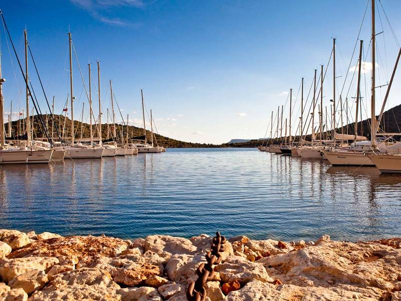 Enjoy a traditional bath as part of your sailing Turkey experience