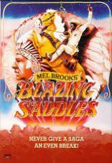cover Blazing Saddles