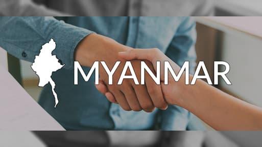 Working in Myanmar