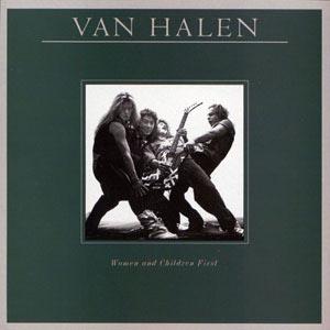 Van Halen Women and Children First Album Cover
