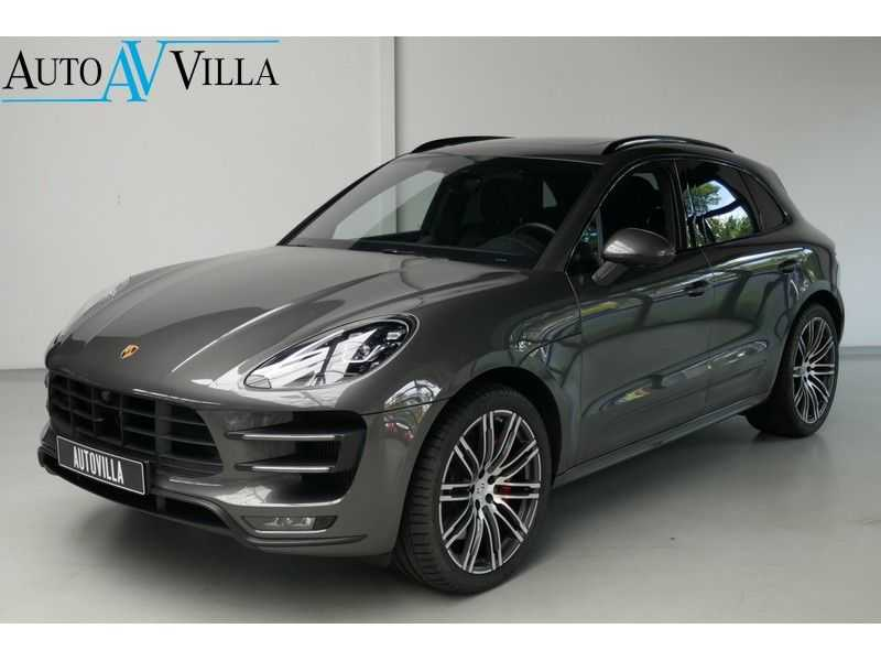 Porsche Macan 3.6 Turbo Performance - Burmester audio afbeelding 25