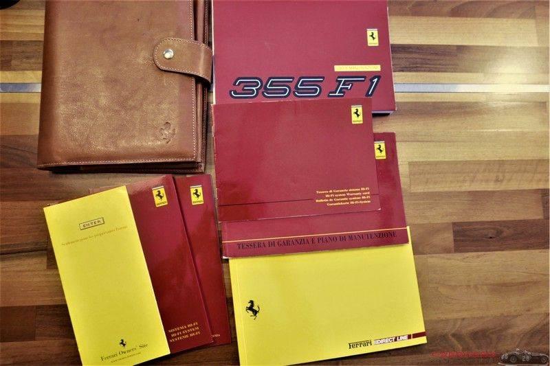 Ferrari F355 F1 GTB, 1 owner, 38.000 km afbeelding 6