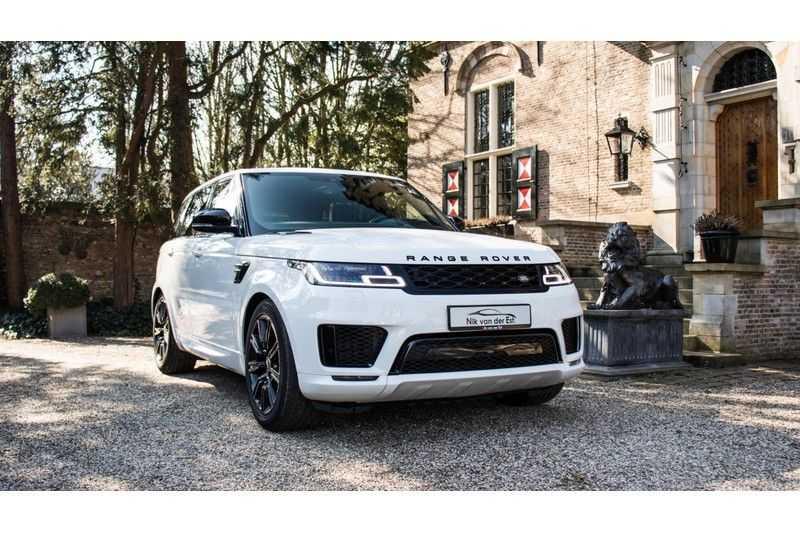 Land Rover Range Rover Sport 3.0 SDV6 HSE Dynamic afbeelding 15