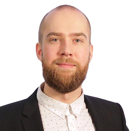 Tuomas Tikkanen portrait