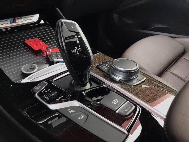 BMW X3 M40i VERKOCHT X-Drive M-Sport, 360PK, Pano, Head-Up, Keyless, Camera, Navi, Leder, 20INCH BTW! afbeelding 17