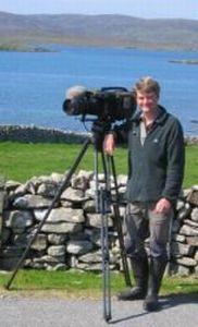 John Aitchison Wildlife cameraman and filmmaker