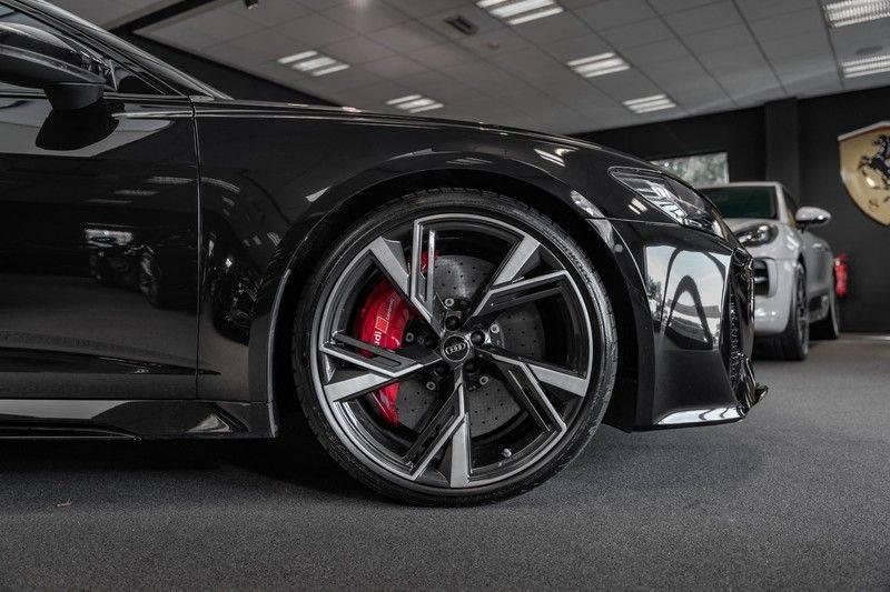 Audi A6 Avant RS 6 TFSI quattro Akrapovic B&O Panoramadak afbeelding 14
