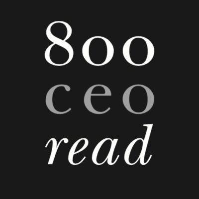 "Buy ""The Longevity Economy"" at 800 CEO Read"