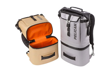 Pelican Dayventure Backpack Soft Cooler for taking craft beers home from your favorite brewery