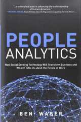 Related book People Analytics: How Social Sensing Technology Will Transform Business and What It Tells Us about the Future of Work Cover