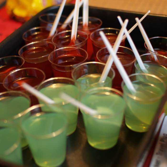 Jello shots Cocktail