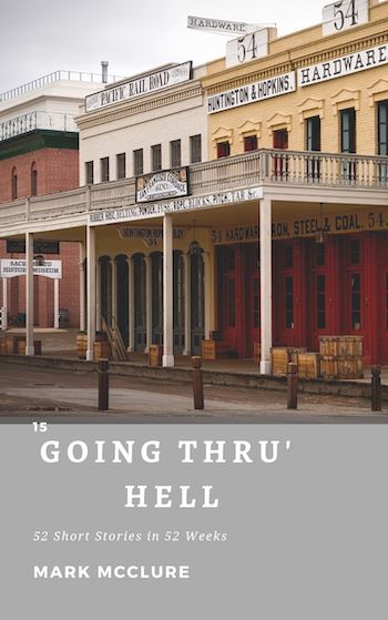 Going through Hell 52 short stories challenge