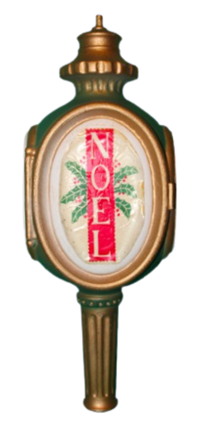 Noel Coach Lantern photo