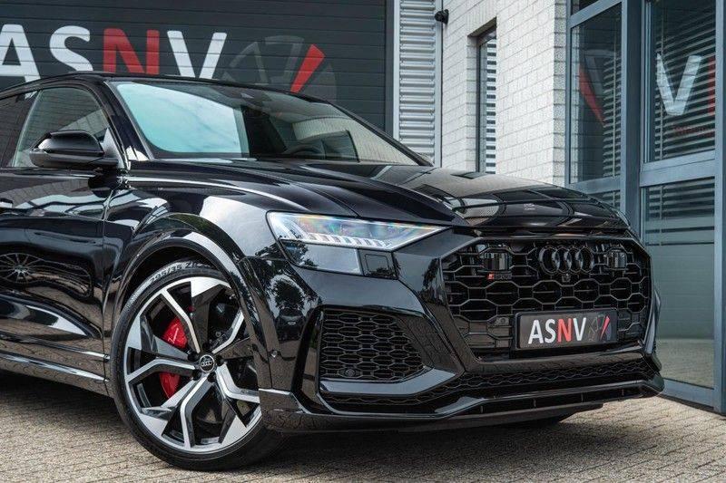 Audi RS Q8 4.0 TFSI Quattro, 600 PK, RS-Dynamic Plus Pakket, Keramiek, Keyless, Stoelventilatie, Pano/Dak, BTW, Nw. Prijs €252K!! afbeelding 22