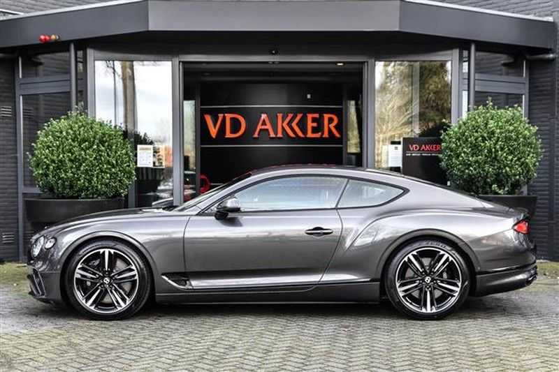 Bentley Continental GT V8 MULLINER+MASSAGE+B&O+BLACKLINE NP.322K afbeelding 10