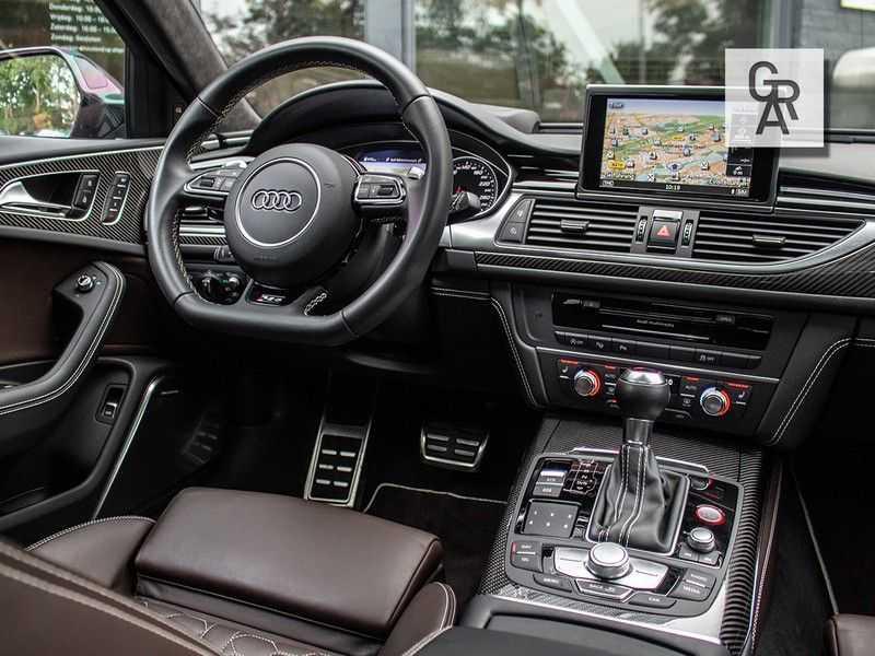 Audi RS6 Avant 4.0 TFSI RS6 PERFORMANCE | KERAMISCH | CARBON | EXCLUSIVE | MILLTEK afbeelding 15