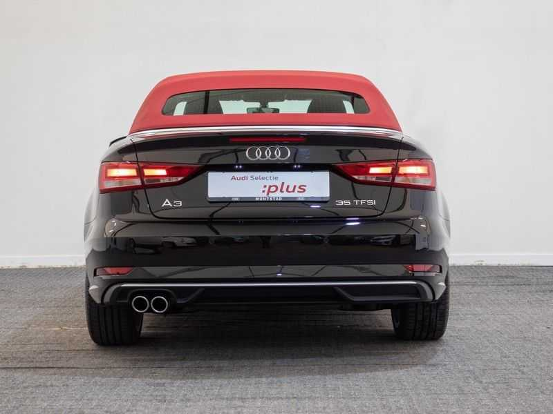 Audi A3 Cabriolet 35 TFSI CoD Sport | 150 pk | Automaat | Virtual Cockpit | Camera | Adaptieve Cruise | DAB | Leder Milano | Keyless-Entry | afbeelding 8