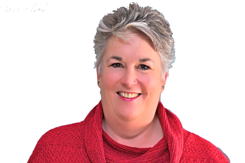 Beth Armstrong, Director of the Greater Tiverton Community Chorus