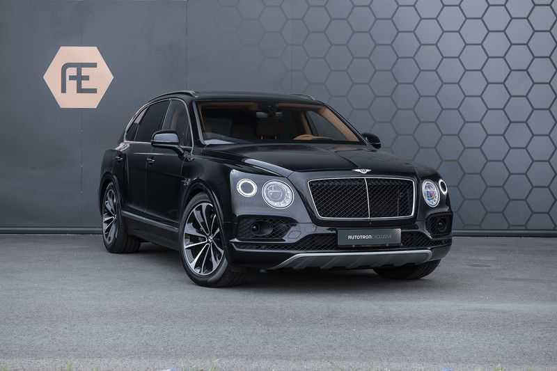 Bentley Bentayga 4.0 D (BTW AUTO) Elektrische trekhaak + Apple Carplay + Adaptive Cruise + Nachtzicht + Werkelijk in nieuwstaat afbeelding 6