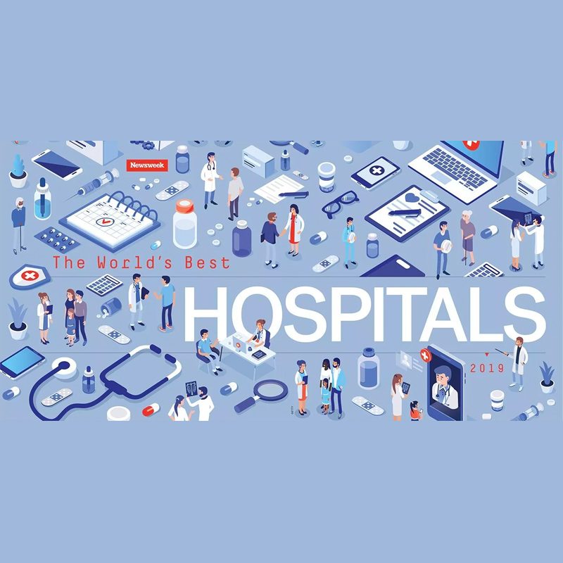 CHUV on the list of the 10 Best Hospitals in the World