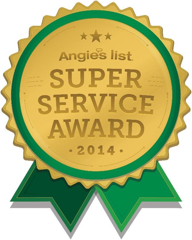 Angie's List Super Service Award Streamline Electric