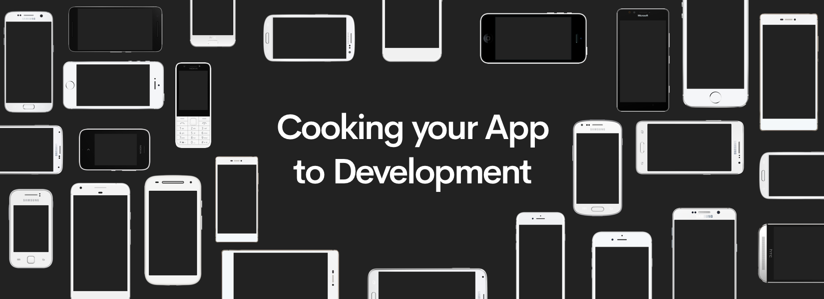 Cooking your App to Development