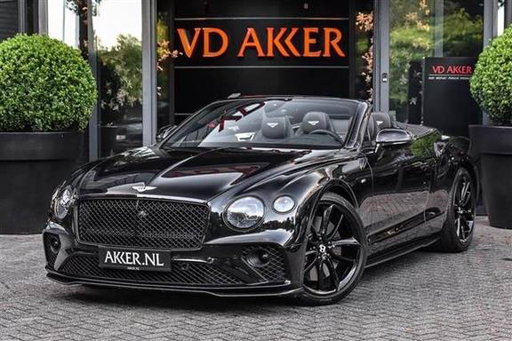 Bentley Continental GTC V8 MULLINER+CARBON+B&O+DYN.RIDE NP.344K