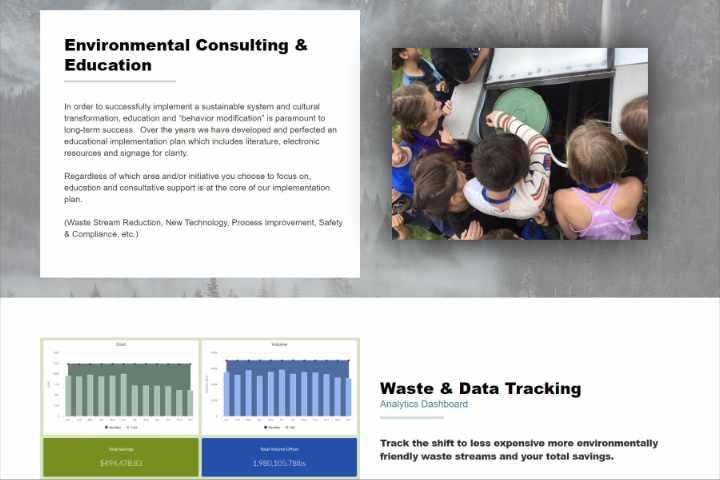 Antos Inc Website Screenshot