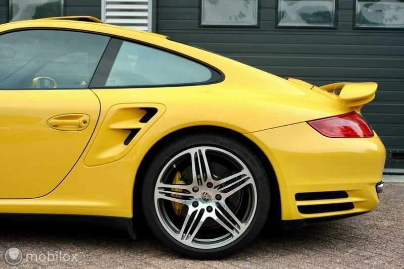 Porsche 911 3.6 Turbo afbeelding 4