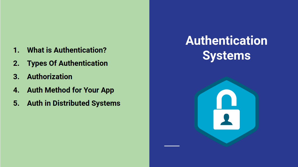 All About Authentication SystemsFeatured Image