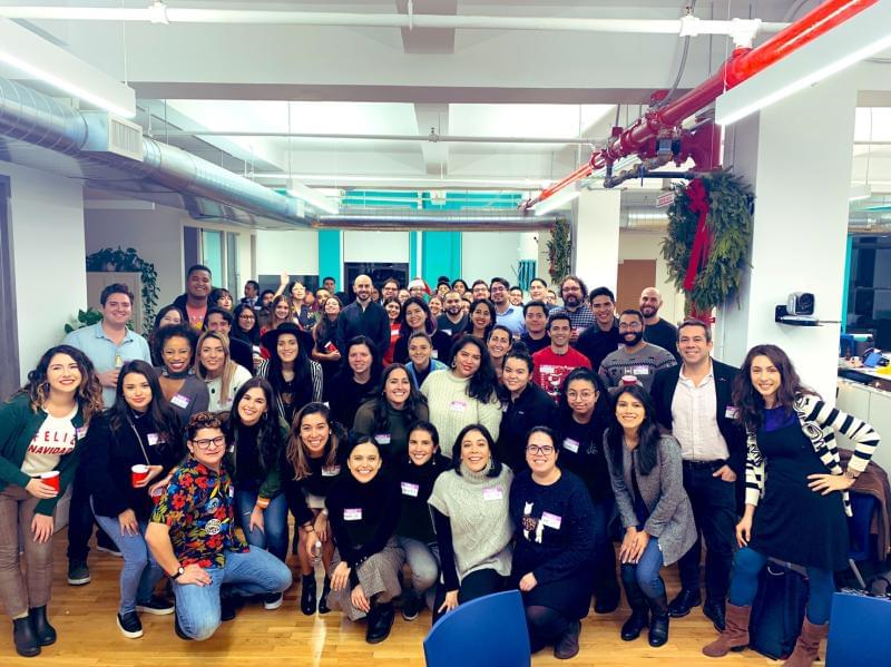 Holiday Mixer with Latinas in Tech