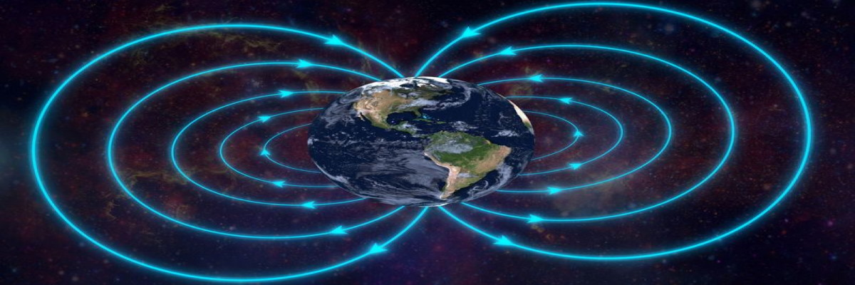 Earths Magnetic Flux