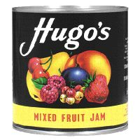Hugo\'s Mix Fruit Jam