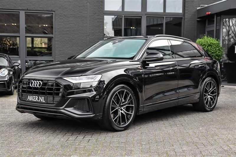 Audi Q8 55 TFSI 2XS-LINE+PANO.DAK+MASSAGE+22INCH afbeelding 16