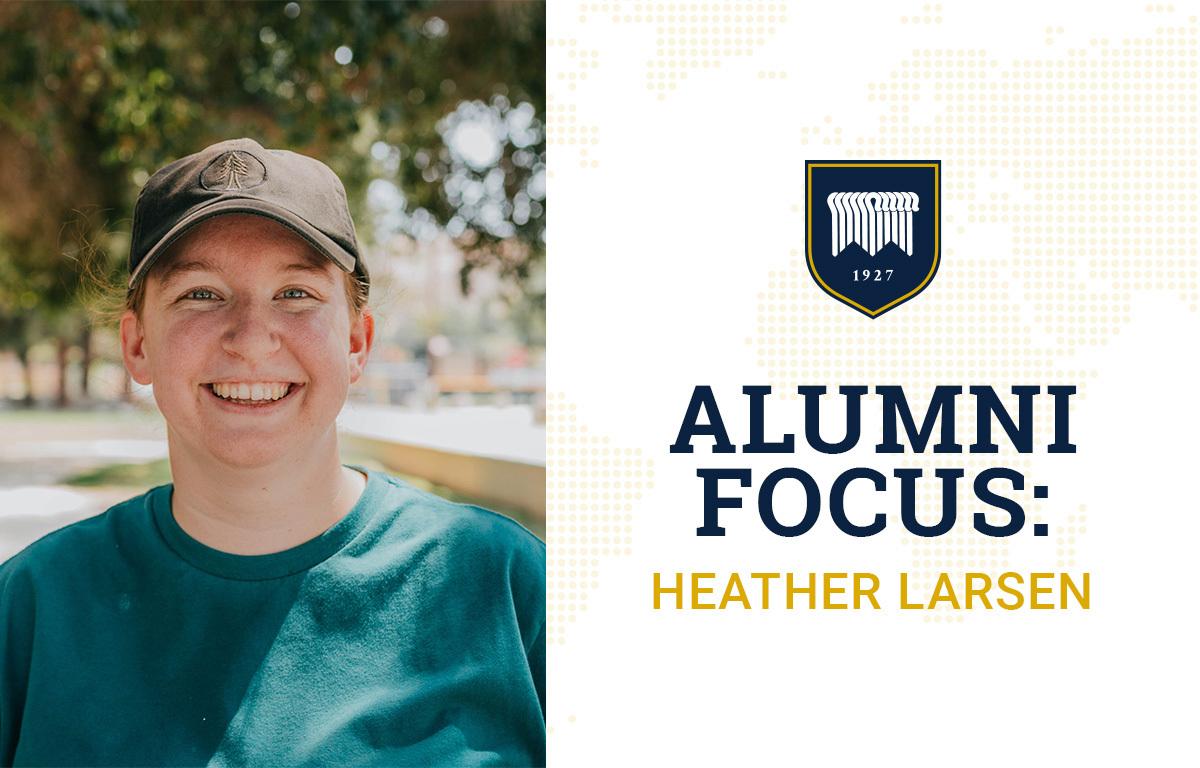 Alumni Focus: Heather Larsen Preview Image