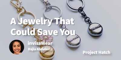 featured image thumbnail for post How We Created Smart Jewelry and Accessories with Safety Technology Hidden Inside That Can Be Used During Emergency