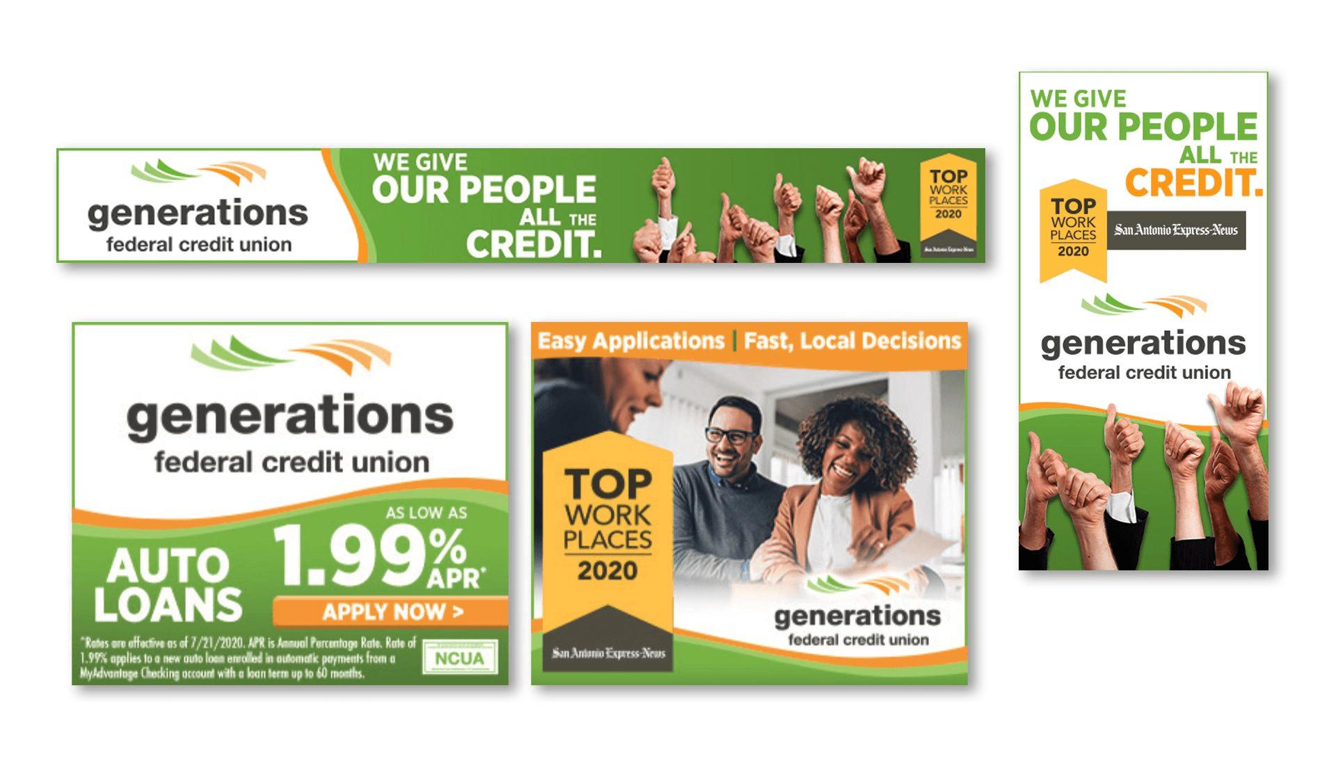 GFCU Digital Ads