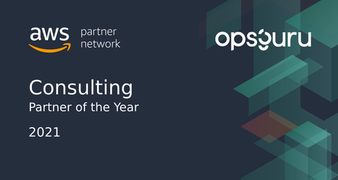 OpsGuru Awarded AWS Canada Consulting Partner of the Year