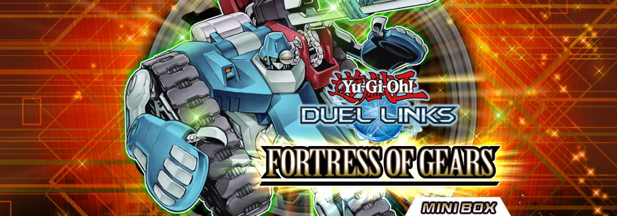 Box Review: Fortress of Gears | YuGiOh! Duel Links Meta