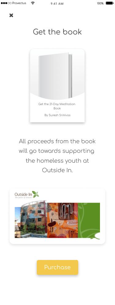 Buy Book Screen