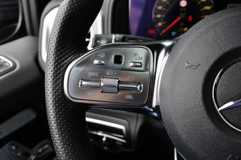 Mercedes-Benz G-Klasse 500 4.0 V8 422pk **360/Distronic/Schuifdak/Trekhaak/DAB** afbeelding 21