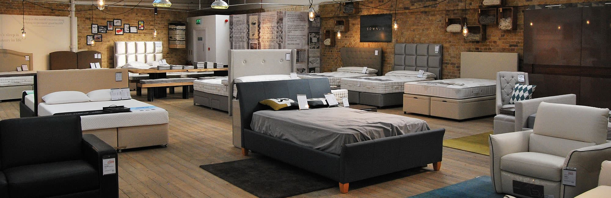 Bed store