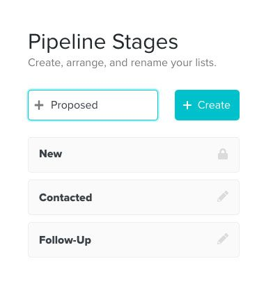Customize pipeline stage