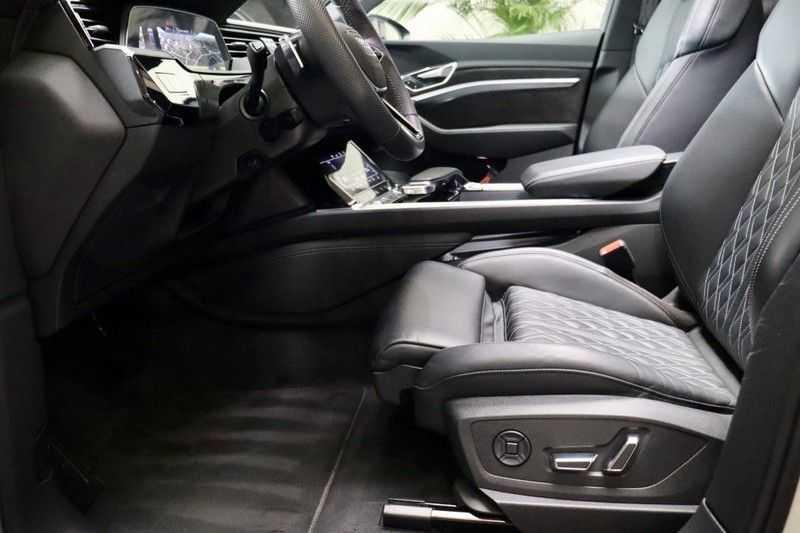 Audi e-tron 55 Quattro Advanced Pro 2X S-Line HUD Siambeig EX BTW afbeelding 9