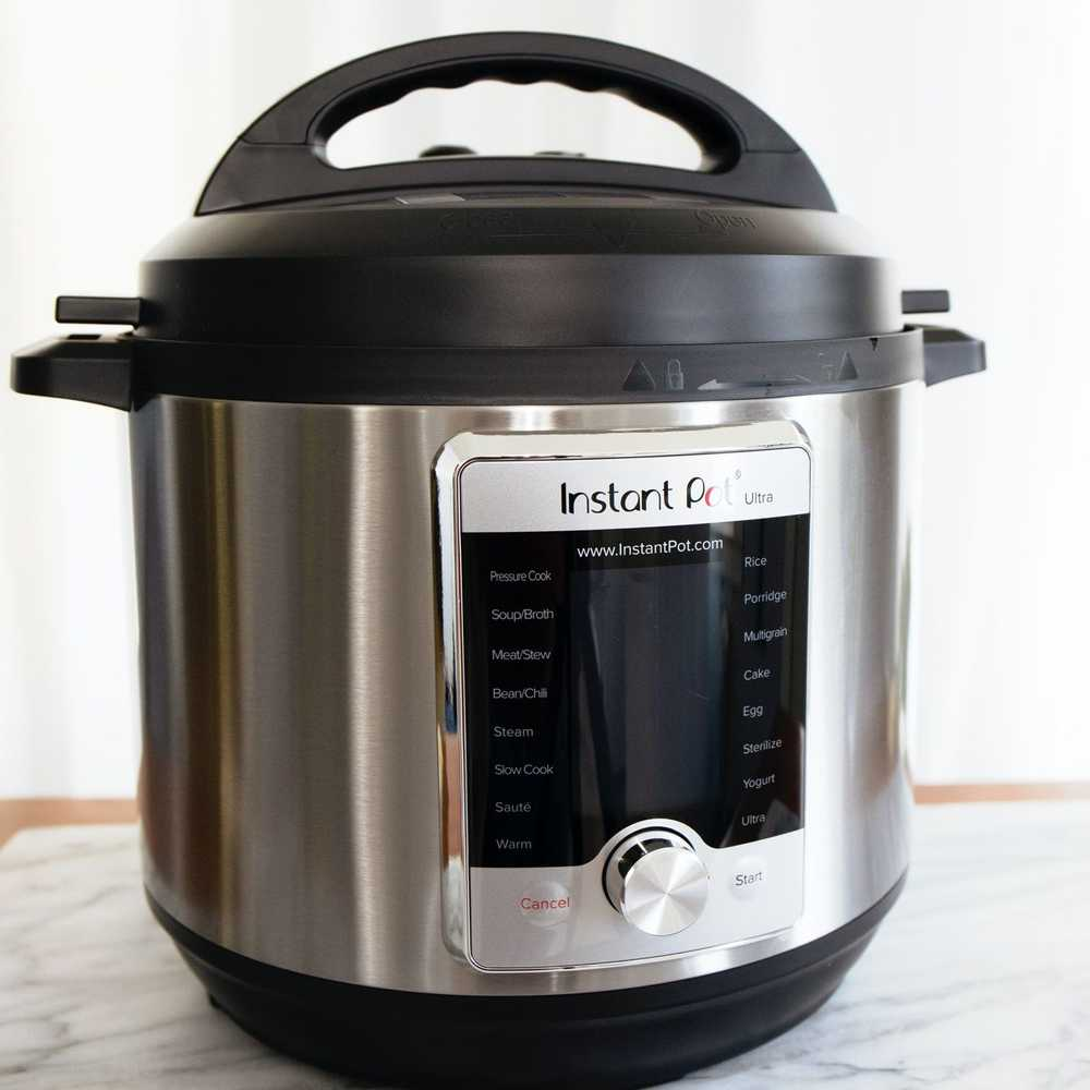 Cooking rice with Instant Pot — Photo: unsplash/thekatiemchase