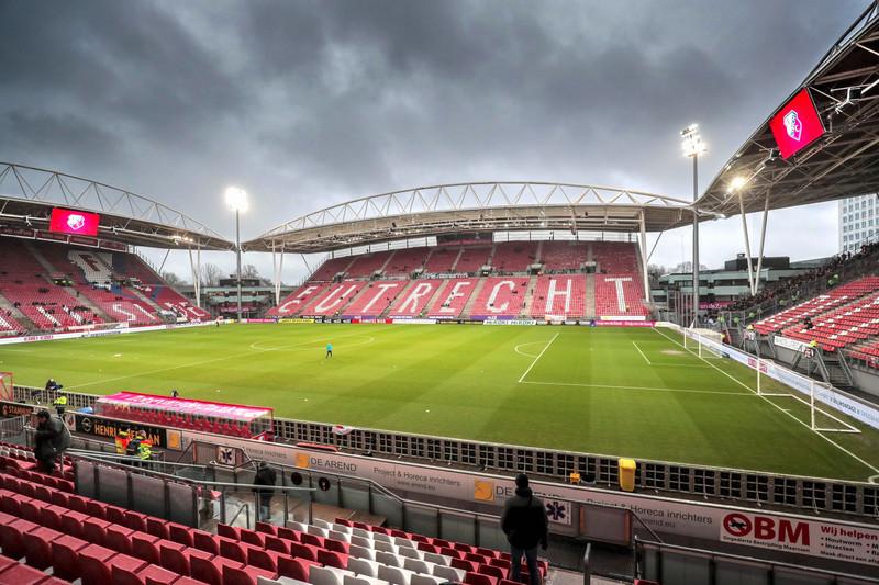 FC Utrecht stadium grounds